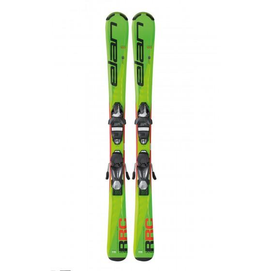 Горные лыжи с креплениями Elan 2016-17 RC RACE QS EL 7.5