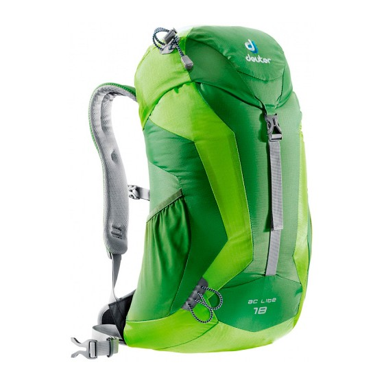Рюкзак Deuter 2015 Aircomfort AC Lite AC Lite 18 emerald-kiwi
