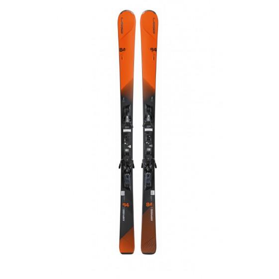 Горные лыжи с креплениями Elan 2016-17 AMPHIBIO 84 TI F ELX 11.0
