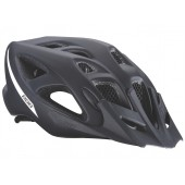 Летний шлем BBB 2015 helmet Elbrus with visor matt black (BHE-34)