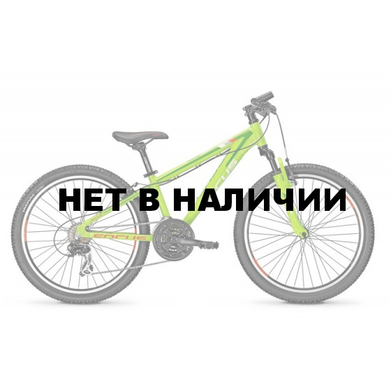Велосипед FOCUS RAVEN ROOKIE 24 2016 GREEN