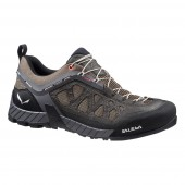Треккинговые кроссовки Salewa 2016 Tech Approach MS FIRETAIL 3 Black Olive/Papavero