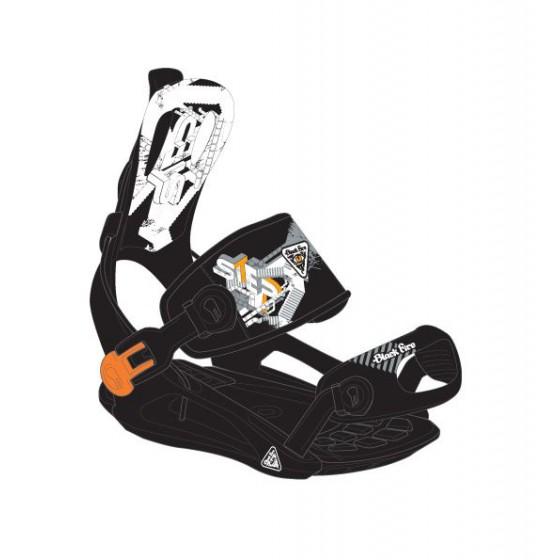 Сноуборд крепления Black Fire 2015-16 Step FT black