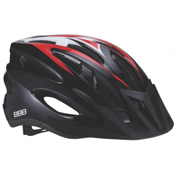 Летний шлем BBB 2015 helmet Condor black red (BHE-35)