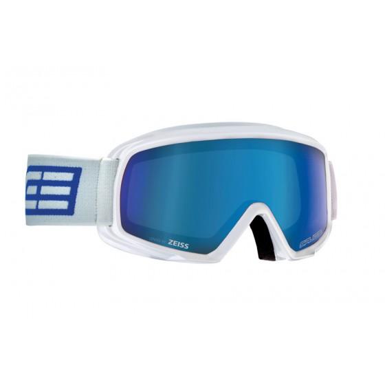 Очки горнолыжные Salice 2016-17 608DAF WHITE-BLUE/ORANGE