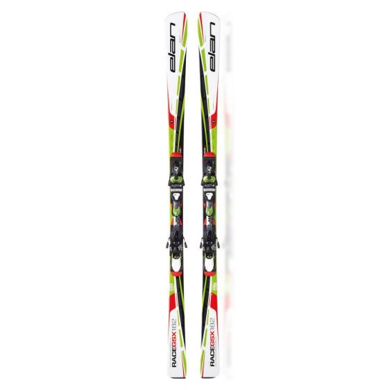 Горные лыжи Elan 2014-15 WORLDCUP RACE GSX MASTER PLATE 25M
