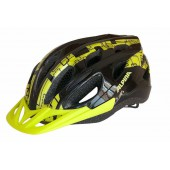 Летний шлем ALPINA SMU MTB 14 black-lime
