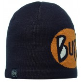 Шапка BUFF 2015-16 KNITTED HATS BUFF LOGO BLACK