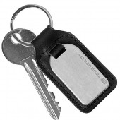 Брелок TRUE UTILITY 2015 KEY-RING ACCESSORIES Leather FobTool Black /