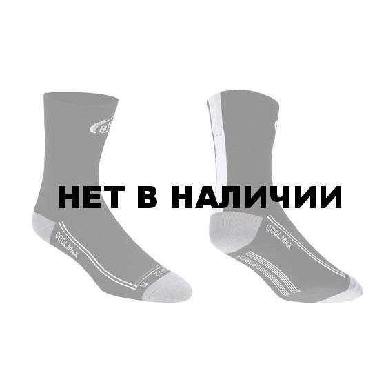 Носки BBB FoldFeet black white (BSO-03)