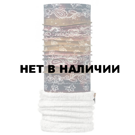 Бандана BUFF 2016-17 POLAR THERMAL BUFF® DELHI TOBACCO / GARDENIA-TOBACCO-Standard