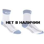 Носки BBB TechnoFeet long white blue (BSO-02)