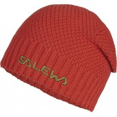 Шапка Salewa Alpine Headgear CLIMBING CO BEANIE terracotta /