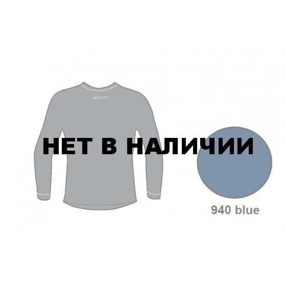 Футболка с длинным рукавом ACCAPI TECNOSOFT PLUS LONGSL.T-SHIRTJR blue (синий)