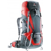 Рюкзак Deuter 2016-17 ACT Lite 65+10 granite-fire