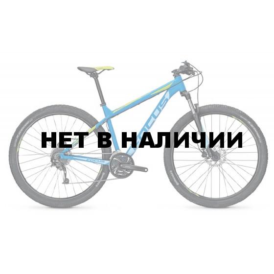 Велосипед FOCUS WHISTLER EVO 29 2016 MAGICBLACKMATT