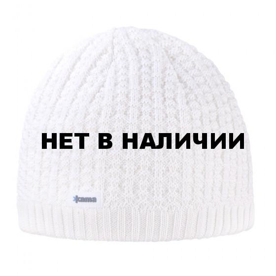 Шапка Kama 2016-17 A93 white