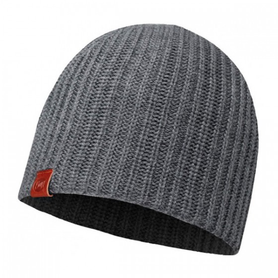 Шапка BUFF 2016-17 KNITTED HAT BUFF® HAAN GREY CASTLEROCK-GREY CASTLEROCK