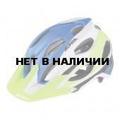 Летний шлем ALPINA 2016 Enduro Carapax blue-white-yellow