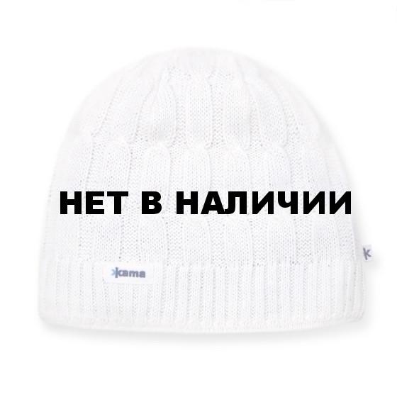 Шапки Kama A41 (off-white) белый