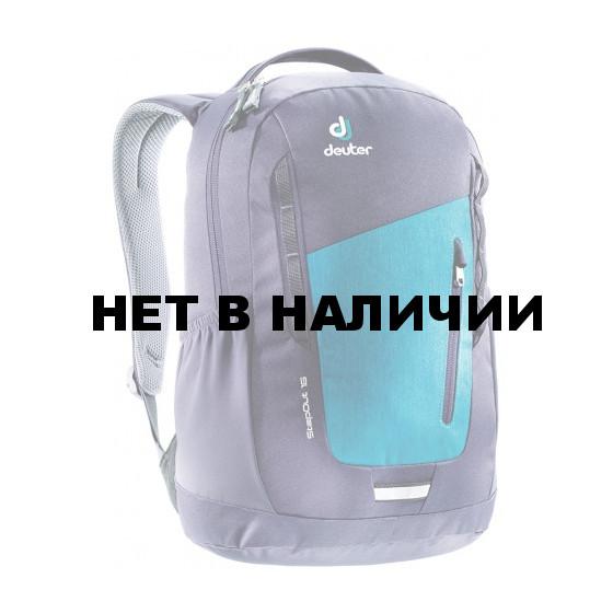 Рюкзак Deuter 2015 Daypacks StepOut 16 petrol dresscode-blueberry