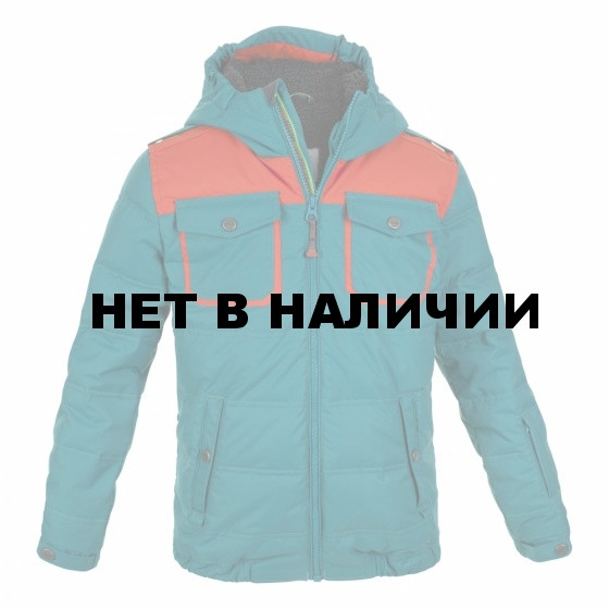 Куртка для активного отдыха Salewa Kids CALEO PTX/DWN K JKT venom/4290