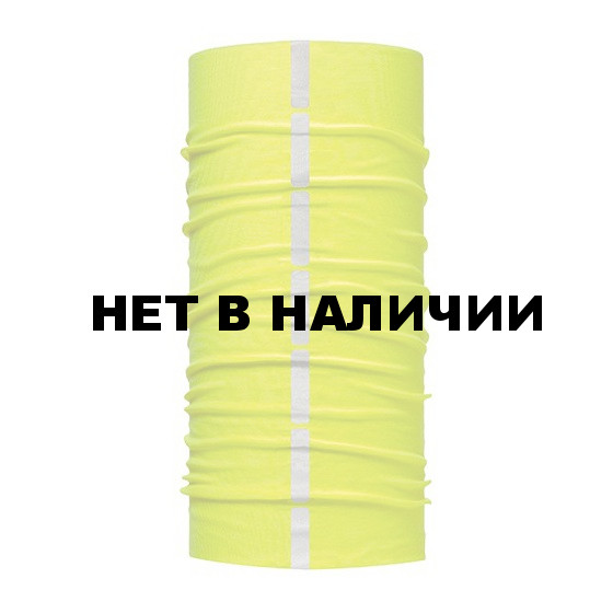 Бандана BUFF REFLECTIVE BUFF R-YELLOW FLUOR