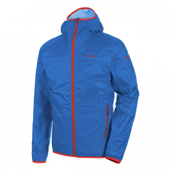 Куртка для активного отдыха Salewa 2016 PUEZ (BRAIES) RTC M JKT nautical blue/1580