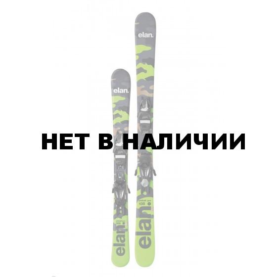 Горные лыжи с креплениями Elan 2016-17 PINBALL PRO QS EL 4.5
