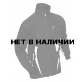 Куртка беговая Bjorn Daehlie Jacket CHARGER Black/Snow White (черный/белый)