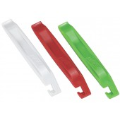 Инструмент BBB tire levers EasyLift 3 pcs red white green (BTL-81)