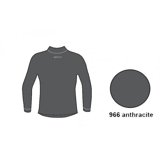 Футболка с длинным рукавом ACCAPI TECNOSOFT PLUS LONGSL.LUPETTOJR anthracite melange (т.серый)
