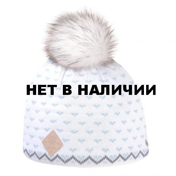 Шапка Kama 2016-17 A105 white