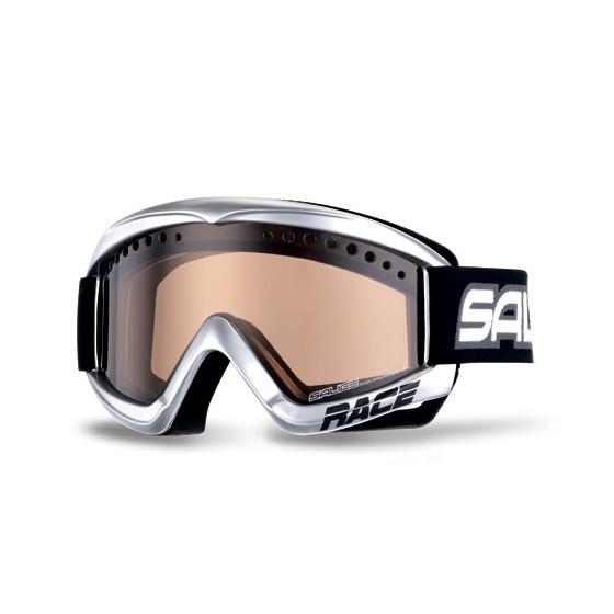 Очки горнолыжные Salice 969DACRXPFV CHROME/CRX POLA BROWN