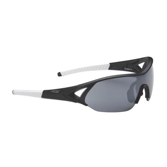 Оправа для велоочков BBB frame Impact matt black,white temple rubber (BSG-44)
