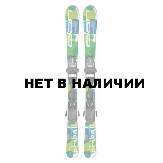 Горные лыжи с креплениями Elan 2015-16 PINBALL TEAM QT EL 4.5 (70-100)