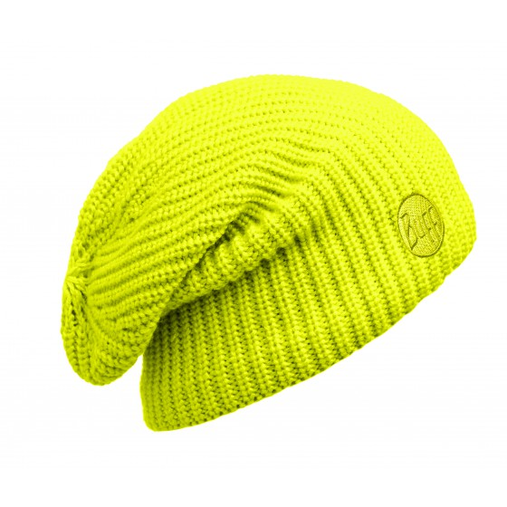 Шапка BUFF 2015-16 KNITTED HATS BUFF DRIP YELLOW FLUOR
