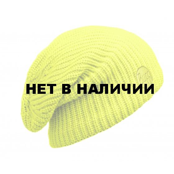 Шапка BUFF 2015-16 KNITTED HATS BUFF DRIP YELLOW FLUOR