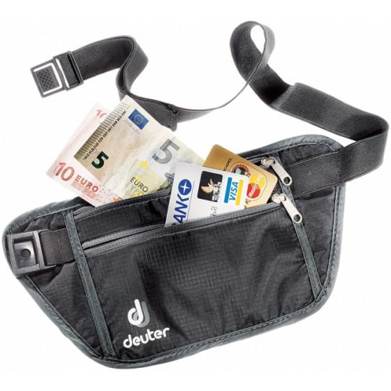 Кошелек Deuter 2016-17 Security Money Belt I black
