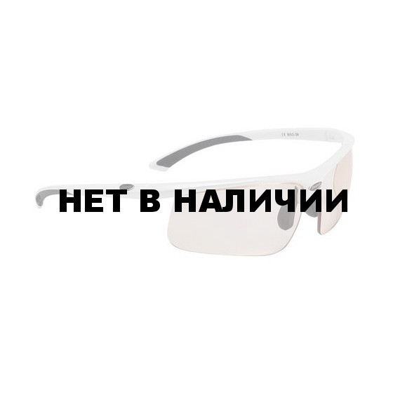 Очки солнцезащитные BBB Winner PH Photochromic lens black tips white (BSG-39)