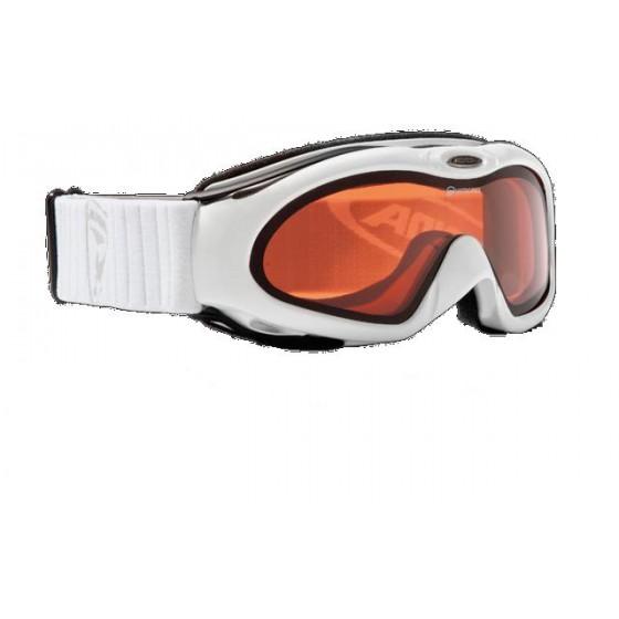 Очки горнолыжные Alpina BONFIRE Q white_Q S1