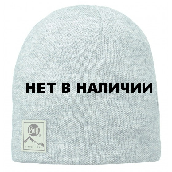 Шапка BUFF 2015-16 KNITTED HATS BUFF SOLID WILLA MELANGE GREY