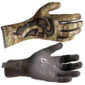 Перчатки рыболовные BUFF Sport Series MXS Gloves BS Maori Hook (хаки камуфляж)