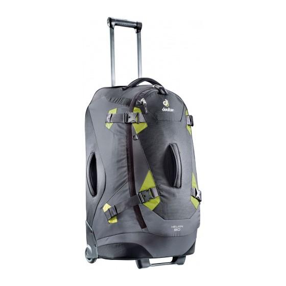 Сумка на колесах Deuter 2015 Travel Helion 80 black-moss