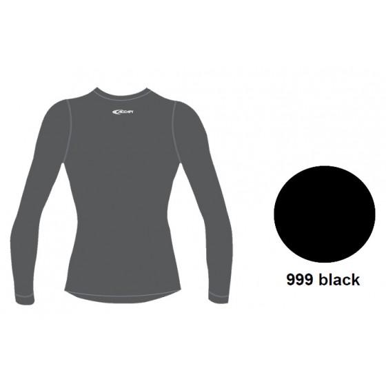 Футболка с длинным рукавом ACCAPI TECNOSOFT PLUS LONGSL.T-SHIRTMAN black (черный)