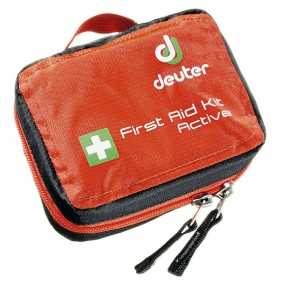 Аптечка Deuter 2016 First Aid Kit Active - EMPTY papaya