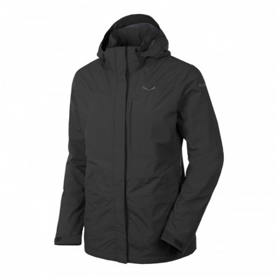 Куртка для активного отдыха Salewa 2016 PUEZ GTX 2L W JKT black out