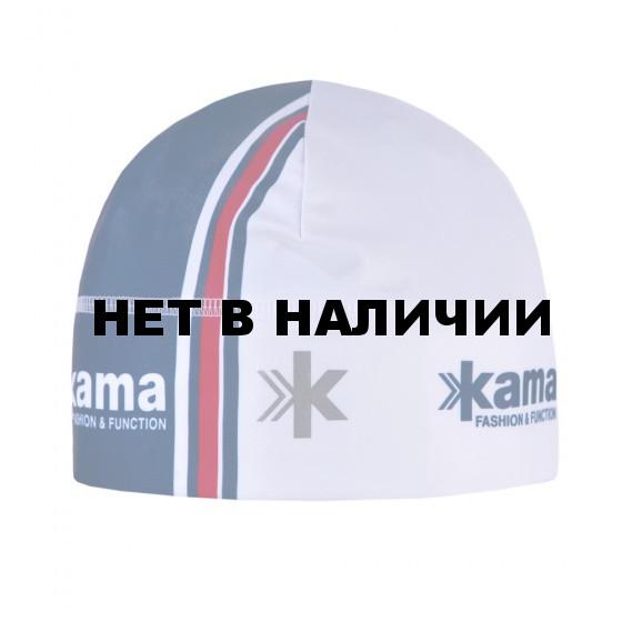 Шапка Kama 2016-17 AW58 white