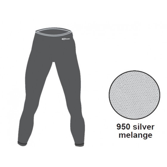 Брюки ACCAPI TECNOSOFT PLUS EVO TROUSERS LADY silver (серый)