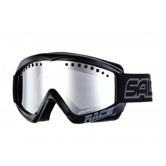 Очки горнолыжные Salice 969DARWFV BLACK/RW CLEAR